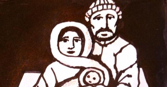 Gospel Rewrite: The Holy Family Becomes Refugees