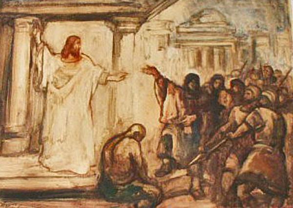 Gospel Rewrite: Jesus and the DeathPenalty