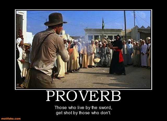 Gospel Rewrite: Jesus andViolence